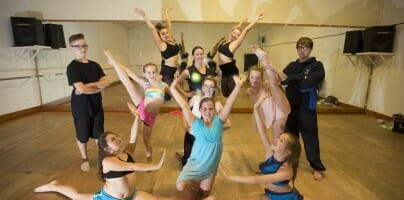 Reasons to join NPAS, Performing Arts School