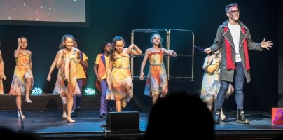 2017 Stage Production, Performance Art Classes, Singing, Musical Theatre